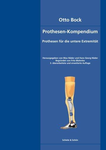 Otto Bock Prothesen-Kompendium - Sanitätshaus Schütt & Jahn ...