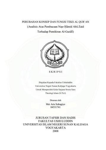 motto - digilib - UIN Sunan Kalijaga Yogyakarta