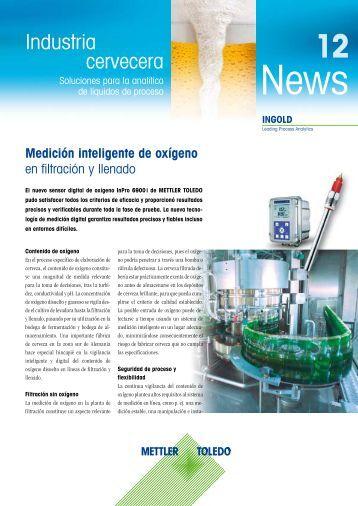 Industria cervecera - METTLER TOLEDO