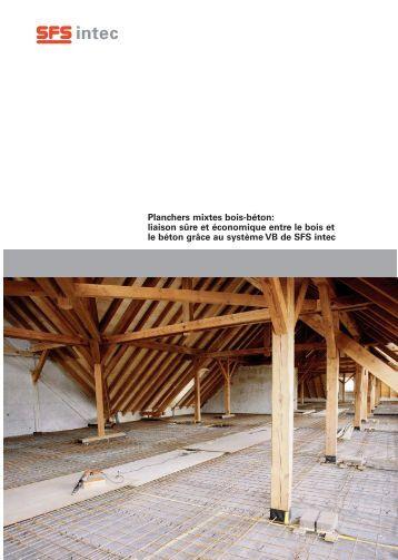 plancher mixte bois beton 28 images notice technique bois b 233 ton types de dalle pour. Black Bedroom Furniture Sets. Home Design Ideas