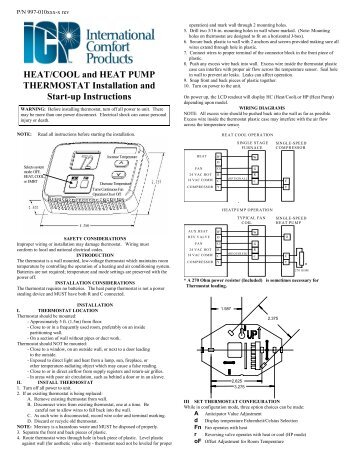heat cool and heat pump thermostat installation and start ?quality=80 danby wiring diagram transformer diagrams, troubleshooting wiring diagram by vin at bakdesigns.co