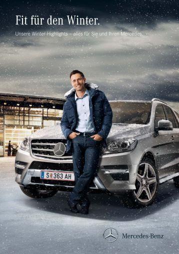 Download Mercedes-Benz Herbst- / Winteraktionsfolder - Wiesenthal