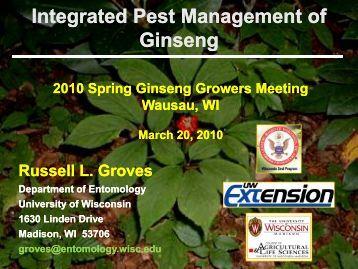 integrated pest management training manual