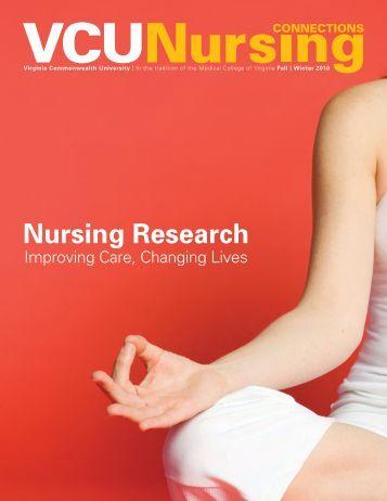 Fall 2010 - VCU School of Nursing - Virginia Commonwealth ...