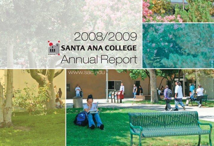 Santa ana college loan disbursement