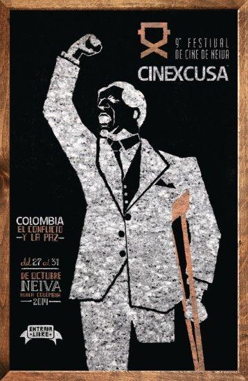 programacion Cinexcusa 2014
