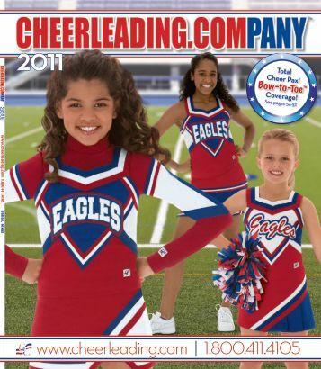 Cheerleading Company 2011 Catalog