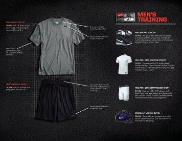 MEN'S TRAINING - Nike Team Sports