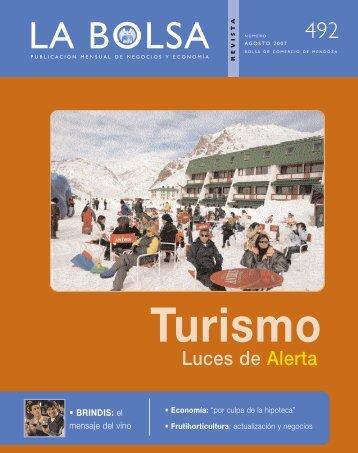 Agosto 07 - Bolsa de Comercio de Mendoza
