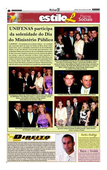 Caderno L 20 DE SETEMBRO 11.p65 - Jornal dos Lagos