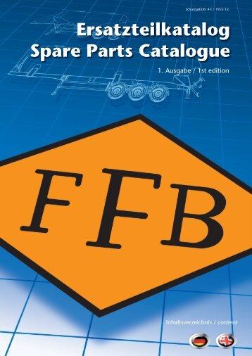 Ersatzteilkatalog Spare Parts Catalogue - Stag