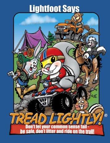 adventures of lightfoot - Tread Lightly