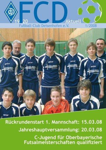 Einladung zur - FC Deisenhofen
