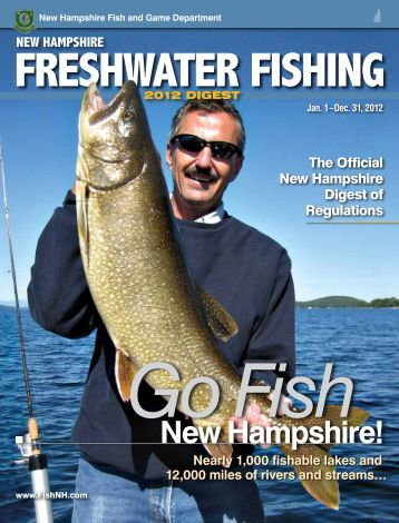 Proposed scope of for Nh fish game