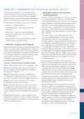 A National Specialisation Framework For Nursing And Midwifery - Page 3