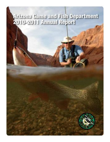 Lifetime license arizona game and fish department for Az fish and game