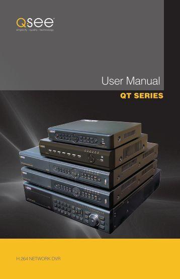 User Manual - Q-See