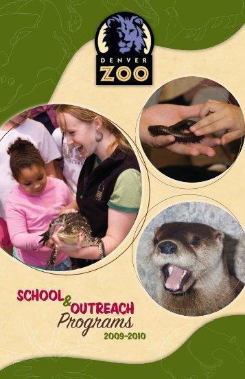 944.indd 1 8/20/09 2:36:46 PM - Denver Zoo