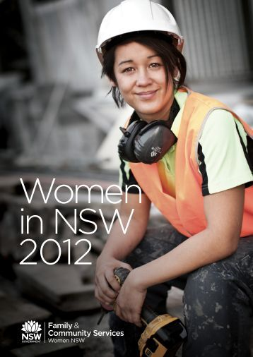 Women in NSW 2012 - The Workplace Gender Equality Agency