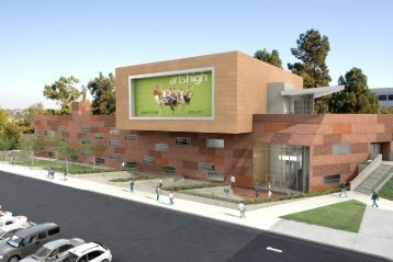 Download LACHSA New School Facility drawings - Arts High ...