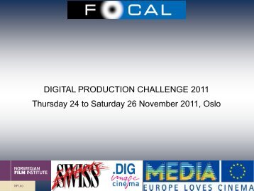 Projects - Focal