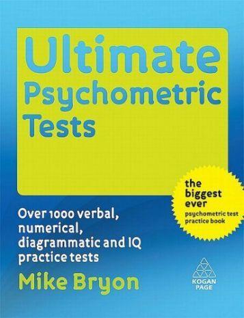 Verbal Comprehension Test Pdf