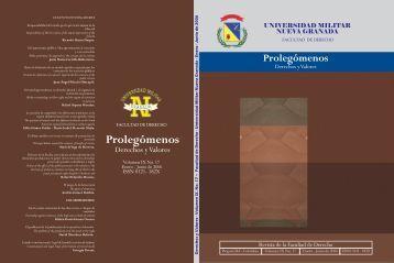 Texto completo PDF - Universidad Militar Nueva Granada