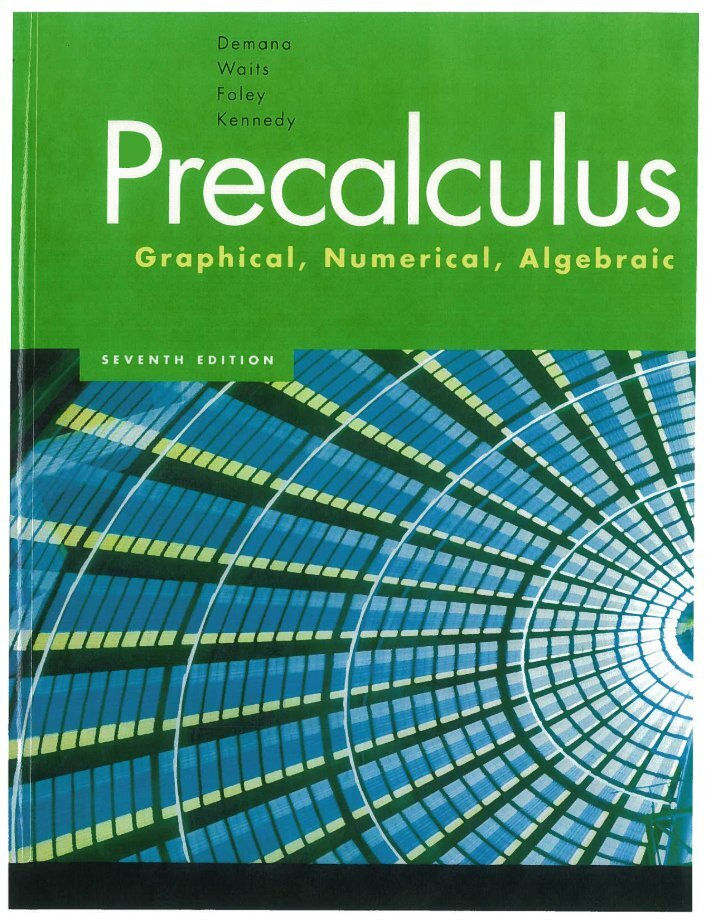 Precalculus Review Pdf