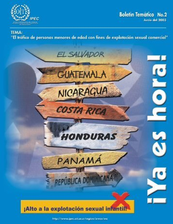 Boletín temático No. 2 - OIT en América Latina y el Caribe