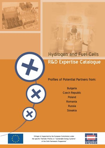 Hydrogen and Fuel Cells R&D Expertise Catalogue - PowerWiki