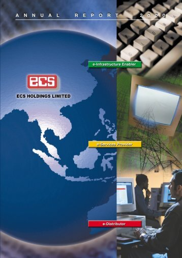 financial highlights - ECS Holdings Limited