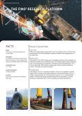 FINo3 RESEARCH PLATFoRM - STRABAG Offshore - Page 2