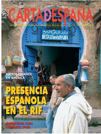 cubiertos - Portal de la Ciudadanía Española en el Exterior