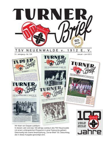 TURNER-Brief - TSV Neuenwalde