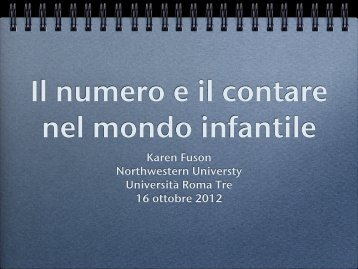 pdf1 - Dipartimento di Matematica