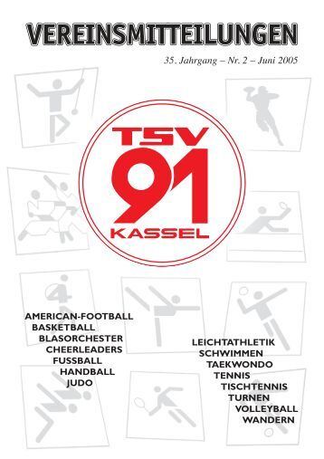 Download als PDF (4,5 MB) - TSV 1891 Kassel