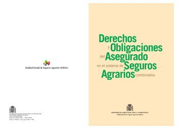 AF Derechos y Obligaciones - Página de inicio