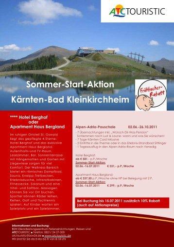 Sommer-Start-Aktion K
