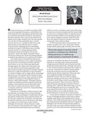 essay contests 2009