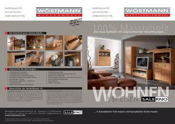 Cremona w stmann - Wostmann markenmobel ...