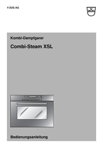 installationsanleitung v zug steamer combi steam elektroshop24. Black Bedroom Furniture Sets. Home Design Ideas