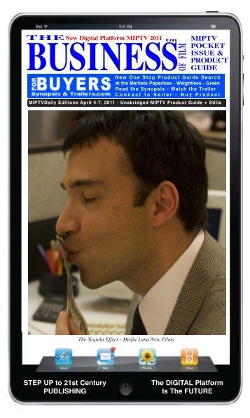 New Digital Platform MIPTV 2011 tm - to The Business Of Film & The