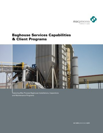 Mac Baghouse Brochure.indd - Mac Process Mac Process