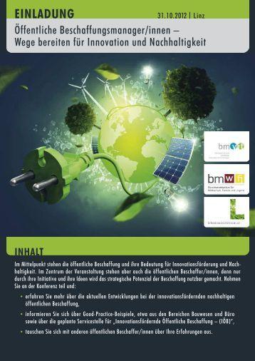 Programm - Umweltbundesamt