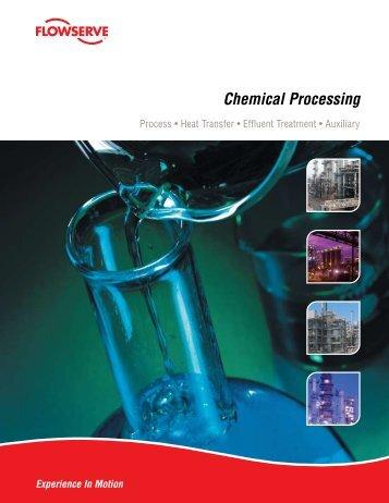 Chemical Processing - TS-Pumpentechnik GmbH