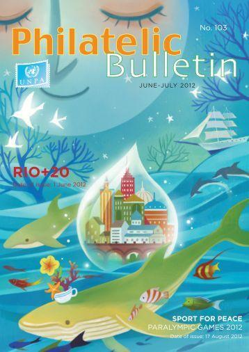 Bulletin 103 - United Nations Postal Administration