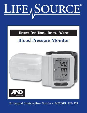 kogan blood pressure monitor manual
