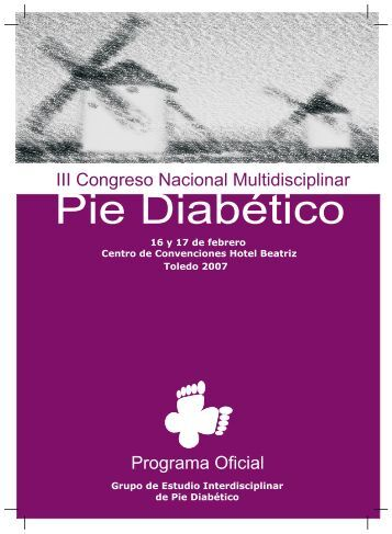 Programa Oficial III Congreso Nacional Multidisciplinar - Congresos ...
