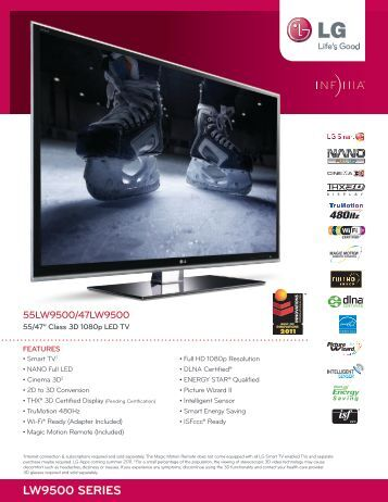 55 (139cm) full hd led lcd tv
