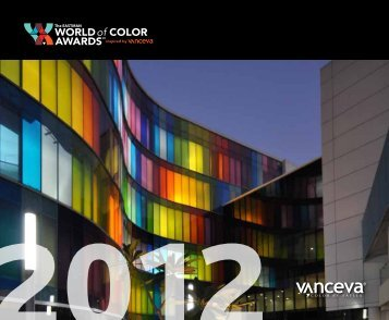 Learn More - The Solutia World of Color Awards